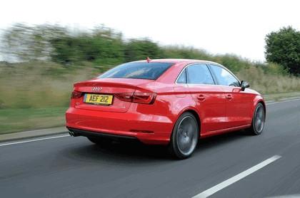 2013 Audi A3 saloon sport - UK version 70