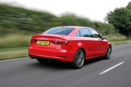 2013 Audi A3 saloon sport - UK version 71