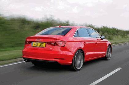 2013 Audi A3 saloon sport - UK version 72