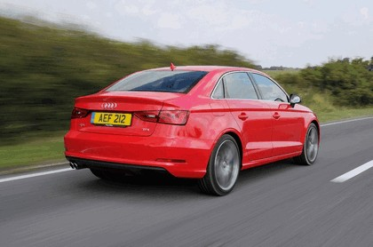 2013 Audi A3 saloon sport - UK version 73