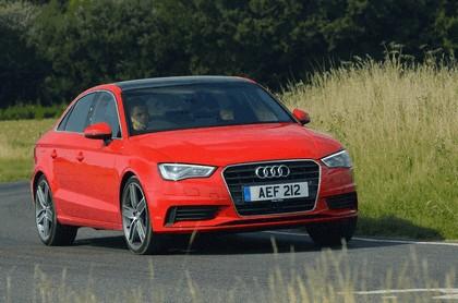 2013 Audi A3 saloon sport - UK version 76