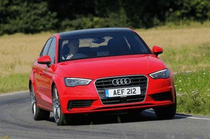 2013 Audi A3 saloon sport - UK version 77
