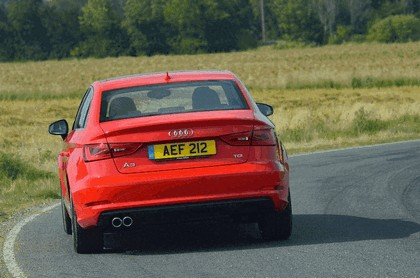 2013 Audi A3 saloon sport - UK version 80