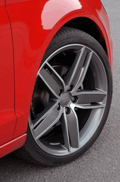 2013 Audi A3 saloon sport - UK version 84