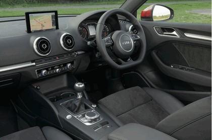 2013 Audi A3 saloon sport - UK version 88