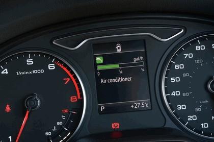 2013 Audi A3 saloon sport - UK version 93
