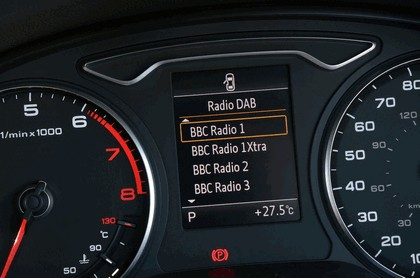 2013 Audi A3 saloon sport - UK version 94