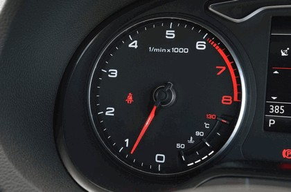 2013 Audi A3 saloon sport - UK version 95