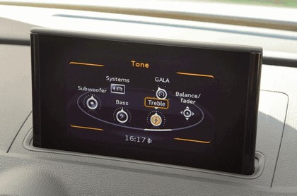 2013 Audi A3 saloon sport - UK version 97