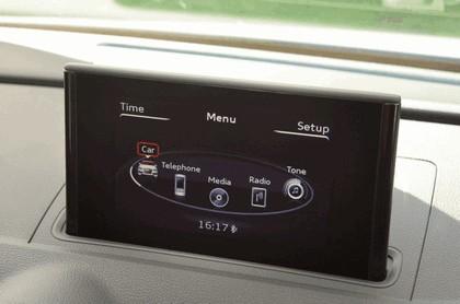 2013 Audi A3 saloon sport - UK version 98
