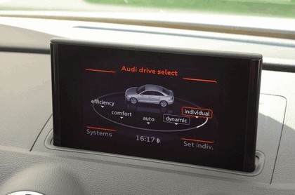 2013 Audi A3 saloon sport - UK version 99