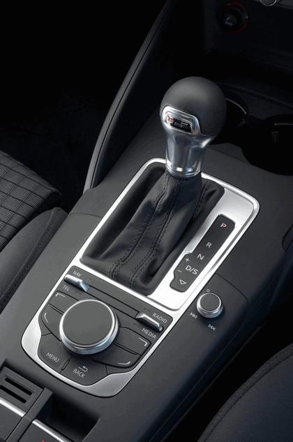 2013 Audi A3 saloon sport - UK version 101