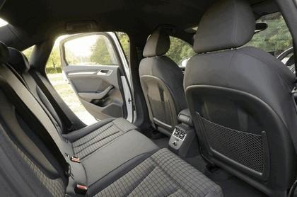 2013 Audi A3 saloon sport - UK version 104