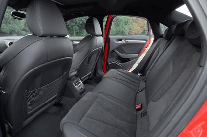2013 Audi A3 saloon sport - UK version 106