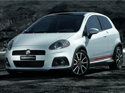2007 Fiat Grande Punto Abarth 6