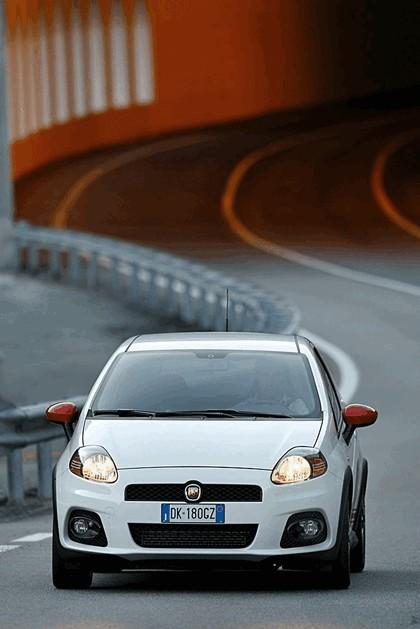 2007 Fiat Grande Punto Abarth 13