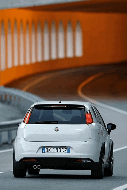 2007 Fiat Grande Punto Abarth 14