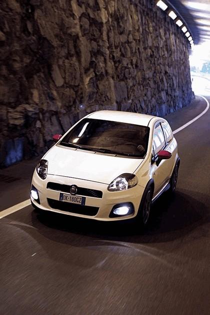 2007 Fiat Grande Punto Abarth 16