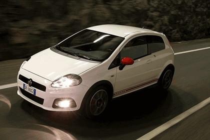 2007 Fiat Grande Punto Abarth 17