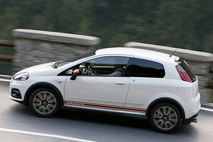 2007 Fiat Grande Punto Abarth 19