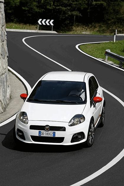2007 Fiat Grande Punto Abarth 22