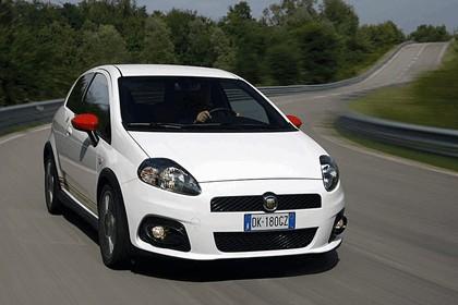 2007 Fiat Grande Punto Abarth 35