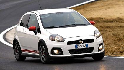 2007 Fiat Grande Punto Abarth 5