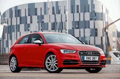 2013 Audi S3 - UK version 3