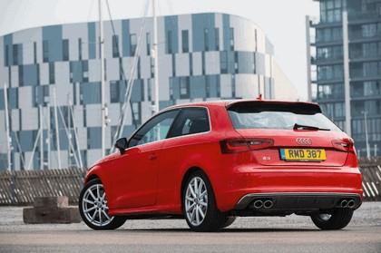 2013 Audi S3 - UK version 4