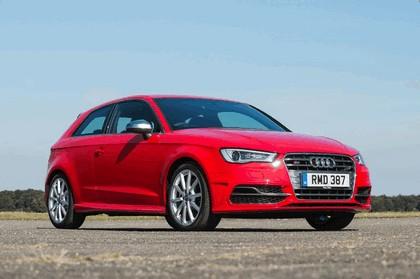 2013 Audi S3 - UK version 6