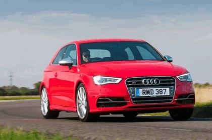 2013 Audi S3 - UK version 14