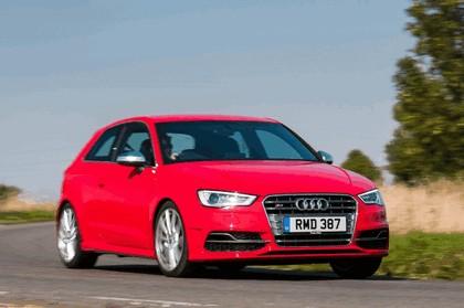 2013 Audi S3 - UK version 15