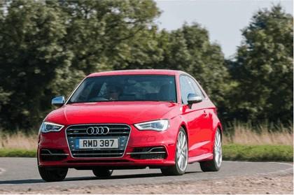 2013 Audi S3 - UK version 17