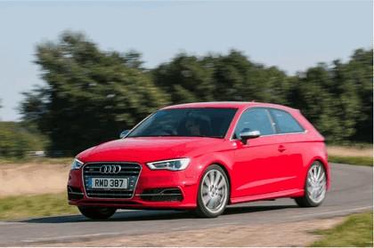 2013 Audi S3 - UK version 18