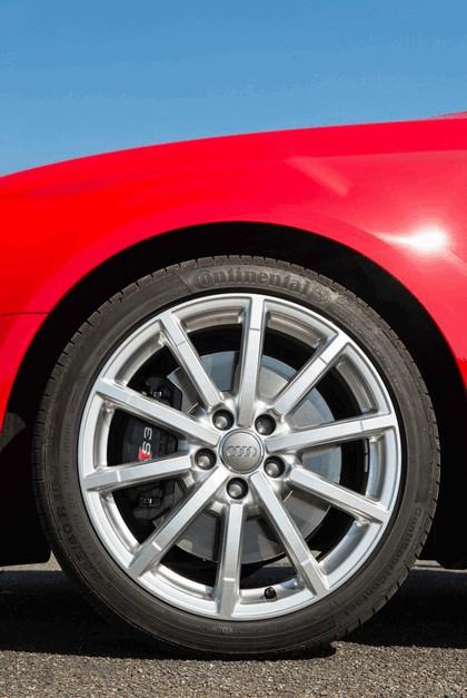 2013 Audi S3 - UK version 25