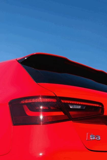 2013 Audi S3 - UK version 26