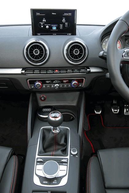 2013 Audi S3 - UK version 40