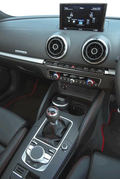 2013 Audi S3 - UK version 41