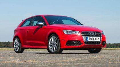 2013 Audi S3 - UK version 4