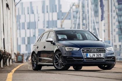 2013 Audi S3 Sportback - UK version 1