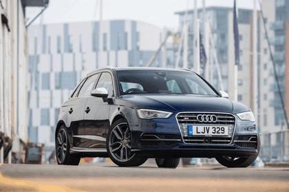 2013 Audi S3 Sportback - UK version 2