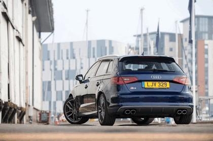 2013 Audi S3 Sportback - UK version 3