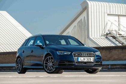 2013 Audi S3 Sportback - UK version 4