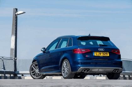 2013 Audi S3 Sportback - UK version 6