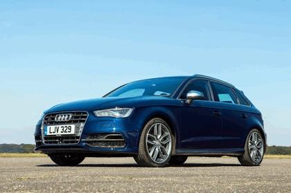2013 Audi S3 Sportback - UK version 7