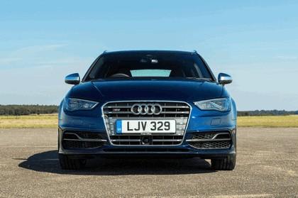 2013 Audi S3 Sportback - UK version 8