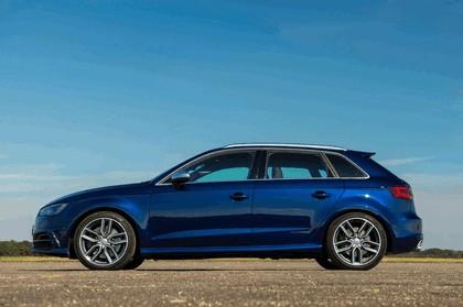 2013 Audi S3 Sportback - UK version 9