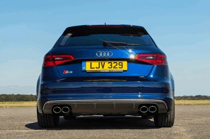2013 Audi S3 Sportback - UK version 11