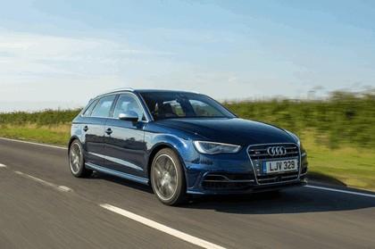 2013 Audi S3 Sportback - UK version 13