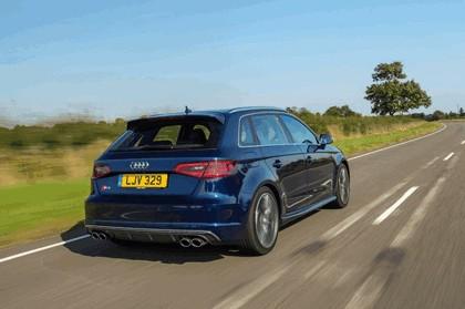 2013 Audi S3 Sportback - UK version 21